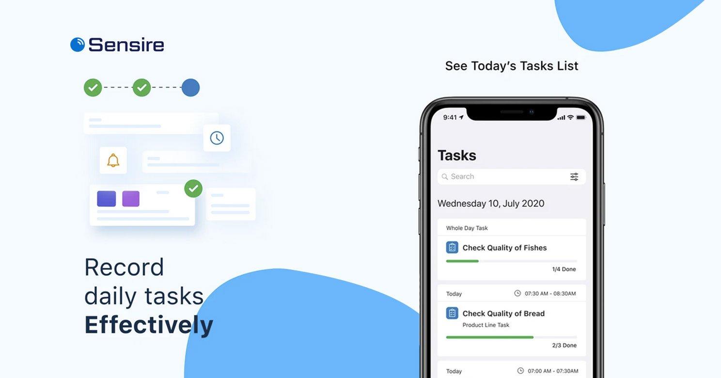 Sensire Task Assistant App