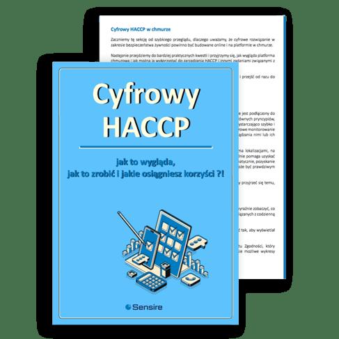 Sensire cyfrowy przewodnik HACCP