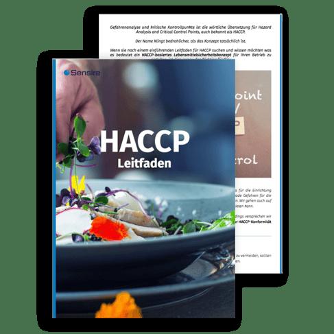 Sensire HACCP Leitfaden