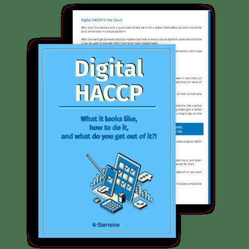 Sensire Digital HACCP Guide