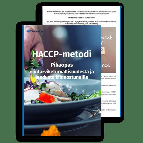 Sensire HACCP pikaopas