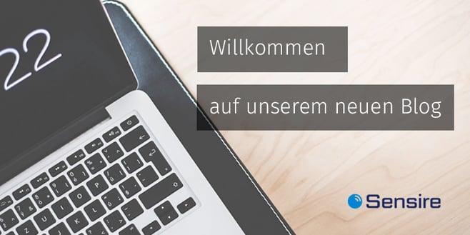 Sensire deutschsprachigen Blog