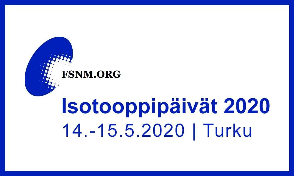 isotooppipaivat2020